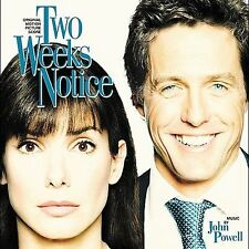 FREE US SH (int'l sh=$0-$3) USED,MINT CD : Two Weeks Notice: Original Motion Pic