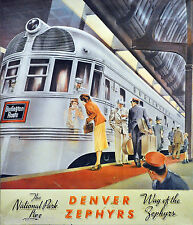 ART DECO Australian  RAILWAYS TRAIN ANTIQUE POSTER A1 SIZE PRINT CANVAS