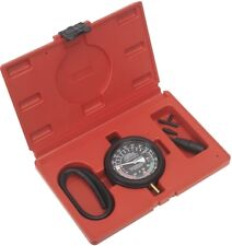 SALE!! SEALEY VSE952 Vacuum & Fuel Pump Pressure Test Gauge Set