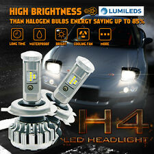 150W H4 9003 HB2 15000LM LED Headlight Hi-Low Beam Conversion Kit 6000K CANBUS