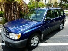 Subaru: Forester Forester