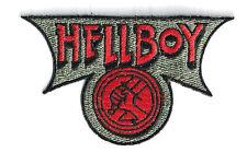 Hellboy  Logo - Uniform Aufnäher Patch - zum Aufbügeln - neu