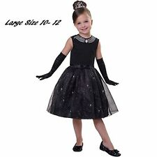 Movie Star Child Princess Child Halloween Costume Large 10 -12
