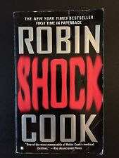 Shock by Robin Cook (2002, Paperback, Reprint)
