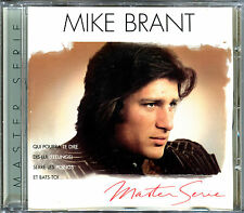 MIKE BRANT - MASTER SERIE BEST OF - CD ALBUM  [55]