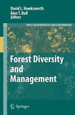 Topics in Biodiversity and Conation Ser.: Forest Diversity and Management 2...