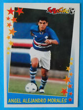 FIGURINA/STICKER PANINI SUPERCALCIO 97-98 - N.145 ANGEL ALEJANDRO MORALES - new