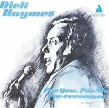 For You, For Me, Forevermore by Dick Haymes (CD, Dec-1995, Audiophile Records)