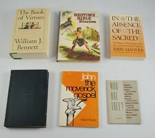 Lot 6 Christian Religious Books Virtues Bedtime Bible Stories Sacred  BB5G6