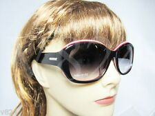 BALLY SUNGLASSES BY2009A00 BY 2009A - BLACK RED / GREY GRADEINT - BY2009A 00
