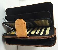 Gold coast Ladies all in one wallet clutch organizer photo/checkbook holder