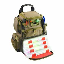 Wild River Tackle Tek Recon Lighted Backpack 4 Trays WT3503