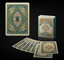 Bicycle interrupción Kingdom Deck (Light Shade) poker juego de naipes