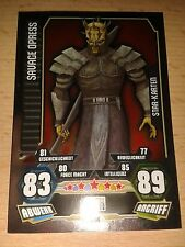 Force Attax Star Wars Serie 3 Star-Karte 204 Savage Opress Sammelkarte