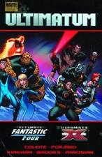 Ultimatum: Ultimate X-Men & Fantastic Four 2009 Hardcover Marvel Comics OOP