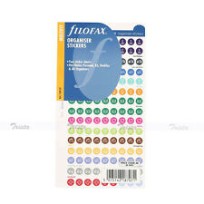 Filofax Personal/A5/A4 Size Organiser Stickers NotePaper Refill Insert -130137