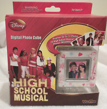 DISNEY HIGH SCHOOL MUSICAL DIGITAL PHOTO CUBE   NEW IN BOX