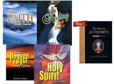 Bible Study Series Kenneth E. Hagin Sr. - 5 books