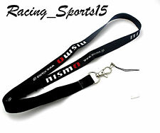 For NISSAN NISMO Lanyard Neck Cell Phone Key Chain Strap Detachable JDM 350Z 370