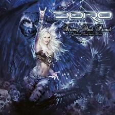 DORO - Strong and Proud 3 DVD SET TRIPLE DVD