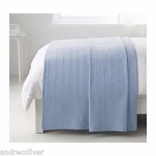 """Ikea Throw Rug Bedspread Blanket Bed Couch Cotton 150x250cm / 59x98"""""""