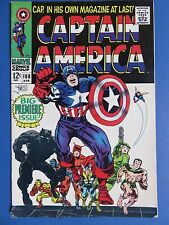 Captain America # 100 (April 1968)