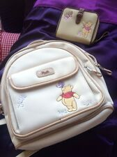 DISNEY WINNIE THE POOH BACKPACK AND PURSE - EXCELLENT CONDITION