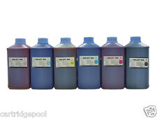 6 Quart Refill Ink for HP 02 C5180 C6180 C7180 D7260 D7360