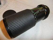 Camera lens for PENTAX SLR 80-250mm f 1:4,8 EDIXA OK for PETRI CHINON RICOH. N23