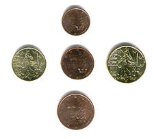 France 2010 - Set of Euro Coins (UNC)