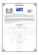 PAGES D´ALBUM -  BRITISH COMMONWEALTH OVERSEAS - 1847-- 1940