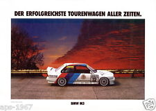 DTM E30 M3 BMW retro Motorsport posters on CD/DVD -  44 posters