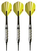 Target Game Play Chrome Soft Tip Darts - 18 Grams - Slim Tri Pack Case
