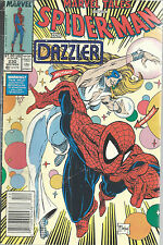 Spiderman Marvel Tales Comic Dazzler Vol 1 No 230 Mid Nov 1989
