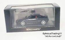 Minichamps 2003 Alfa Romeo GTV Coupe Nero Kyalami 400 120300 Black Red 1/43 NEW!