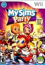 MySims Party (Nintendo Wii, 2009)
