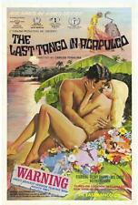 THE LAST TANGO IN ACAPULCO Movie POSTER 27x40 Becky Sharpe Bill Cable Keith