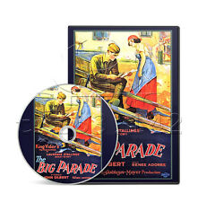 The Big Parade (1925) Drama, Romance, War Movie on DVD
