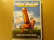 DVD / EUROPEAN GIGOLO / DEUCE BIGALOW ( ROB SCHNEIDER, EDDIE GRIFFIN... )