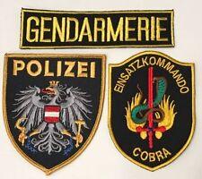 Patch Einsatzkommando Cobra - Polizei - Gendarmerie