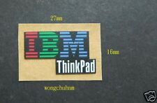 IBM ThinkPad Logo badge for X60 X61 X40 X41 X30 X31 X32