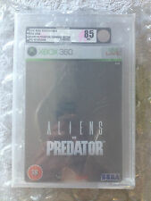 FACTORY SEALED ALIEN VS PREDATOR STEELBOOK SURVIVOR ED VGA / UKG 85 XBOX 360