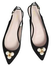 $229 Mimco Brand New Featheramo Ballet Flats Shoes Sandals  Size 39 Or 8