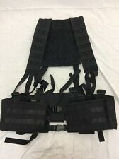 EAGLE INDUSTRIES INDUSTRIES SFLCS H HARNESS Black LE SWAT Duty