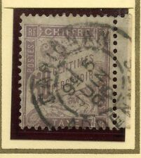 STAMP / TIMBRE DE FRANCE TAXE OBLITERE N° 37