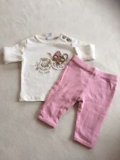 Baby Girls Clothes 0-3 Months - Pretty Next Outfit -  T Shirt Top  & Leggings