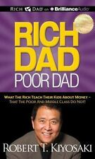 6 CD Rich Dad Poor Dad Robert Kiyosaki - NEW