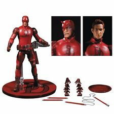 Mezco 1:12 Collective Marvel Heroes -  Daredevil Action Figure
