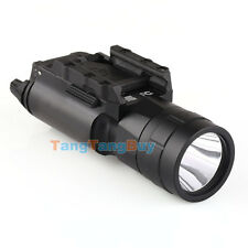 JG-2A 500 Lumen Gree Tactical Flashlight  LED white light  with picatinny rail