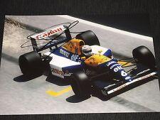 Ricardo Patrese f1 firmato signed autograph autografo foto 20x30 * TOP *